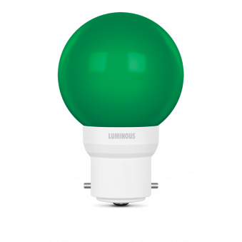 0.5w Night Lamp (Green)