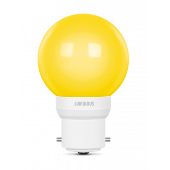 0.5w Night Lamp (Yellow)