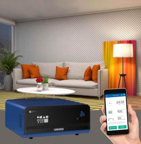 Plan ahead with Zelio WiFi to tackle power cuts