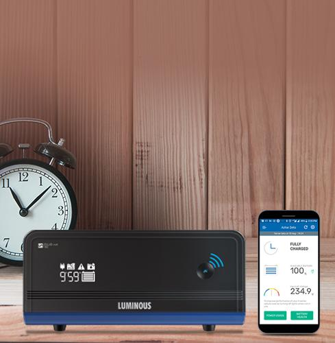 Smart inverter for smart homes