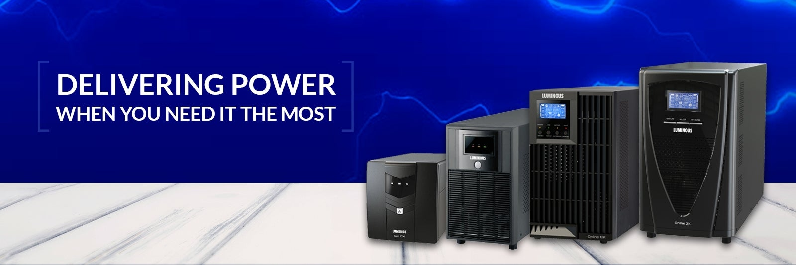 Delivering power when you need it the more